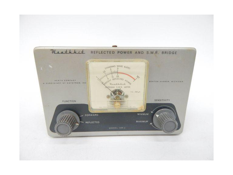 Heathkit SWR Bridge