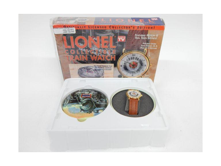 Lionel Train Watch