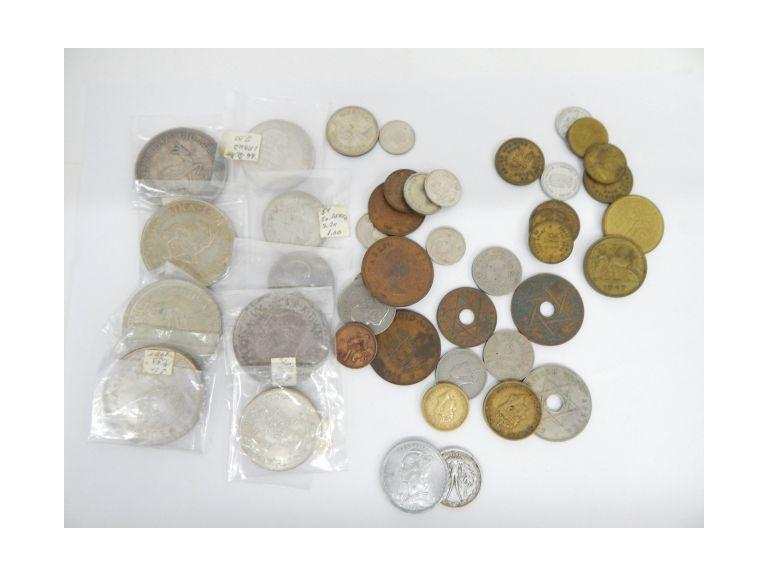 Vintage African Coins