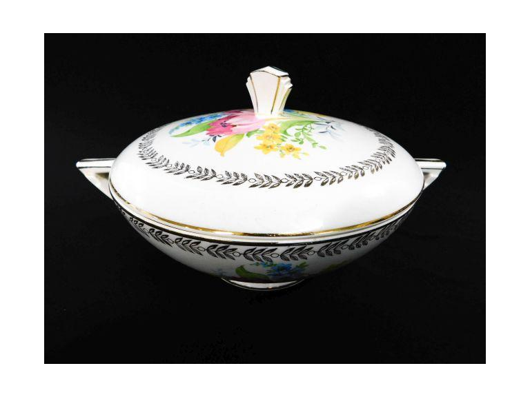 Knowles China Covered Dish