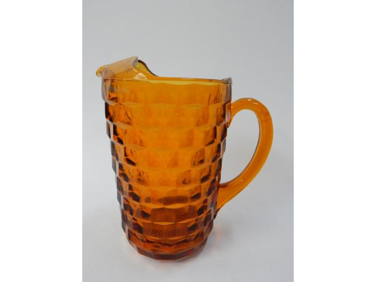 Fostoria Glass Pitcher