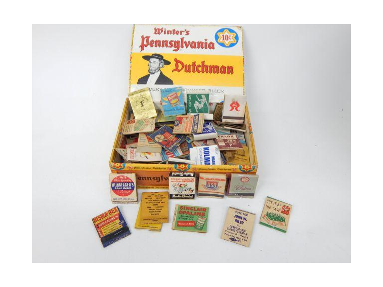 Vintage Match Packs