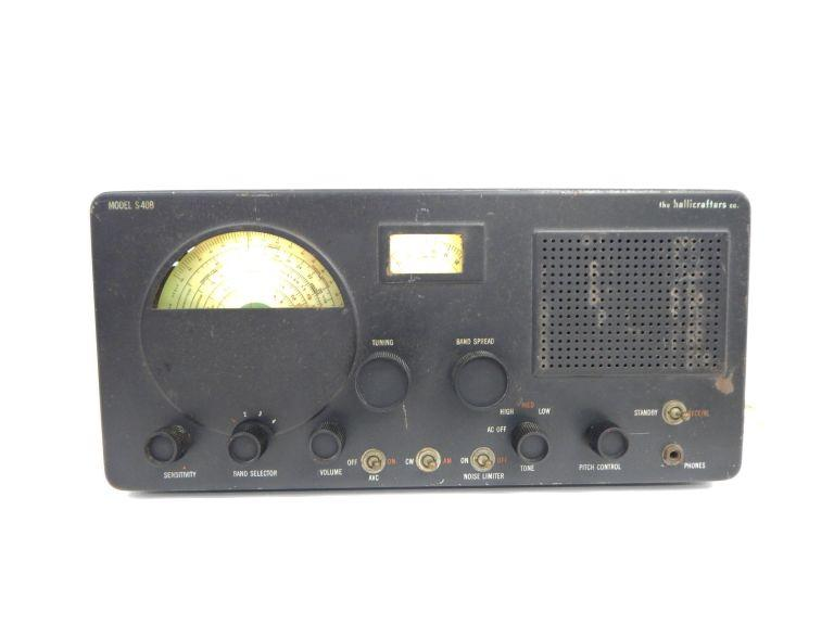 Short Wave Tube Radio