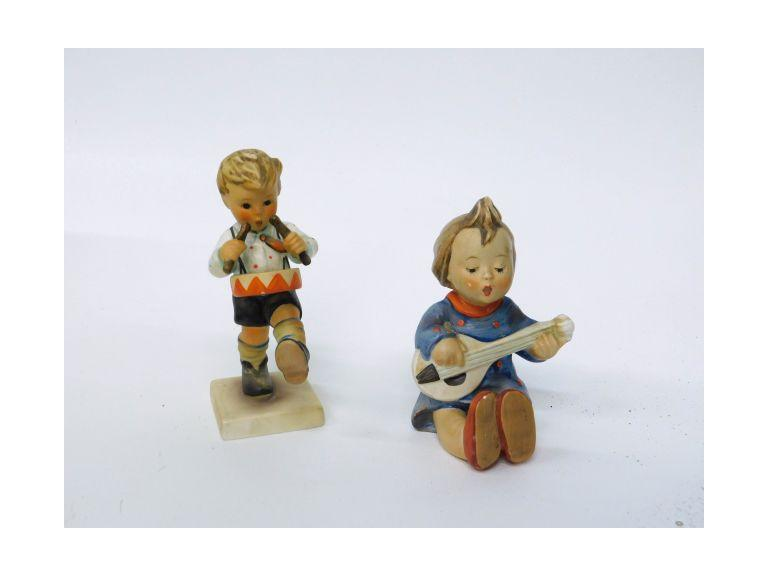 Hummel Music Figurines