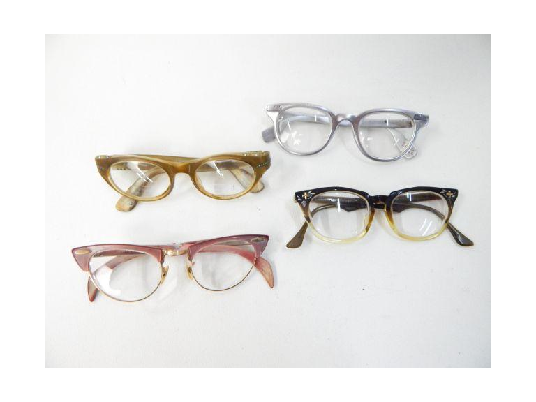 Vintage Ladies Eyeglasses