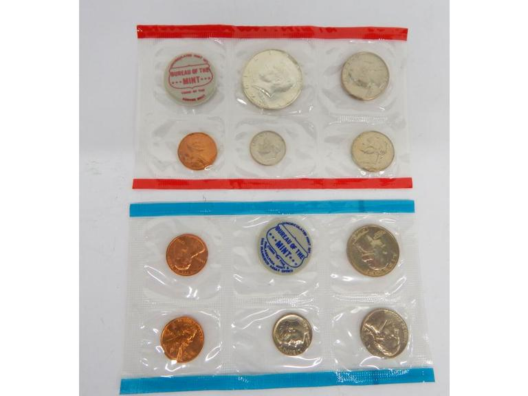 1970 U.S. Coin Proof Sets