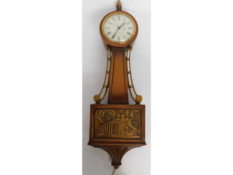 General Electric Banjo Clock