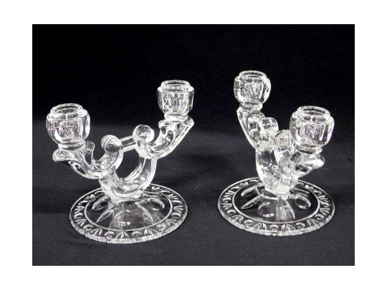 Double Candlestick Set