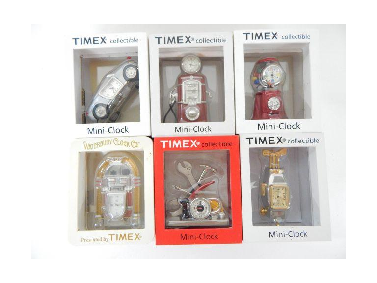 Timex Mini-Clocks
