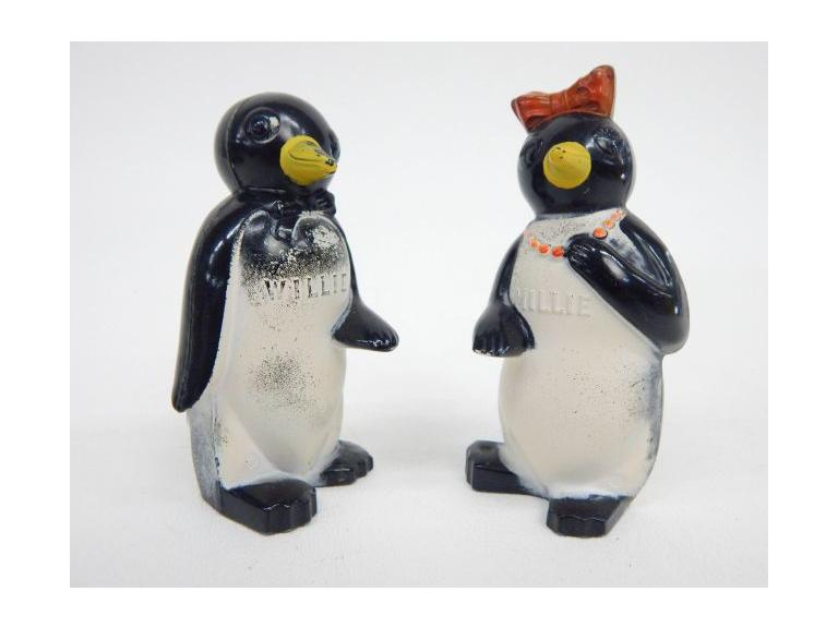 Penguin Salt & Peppers