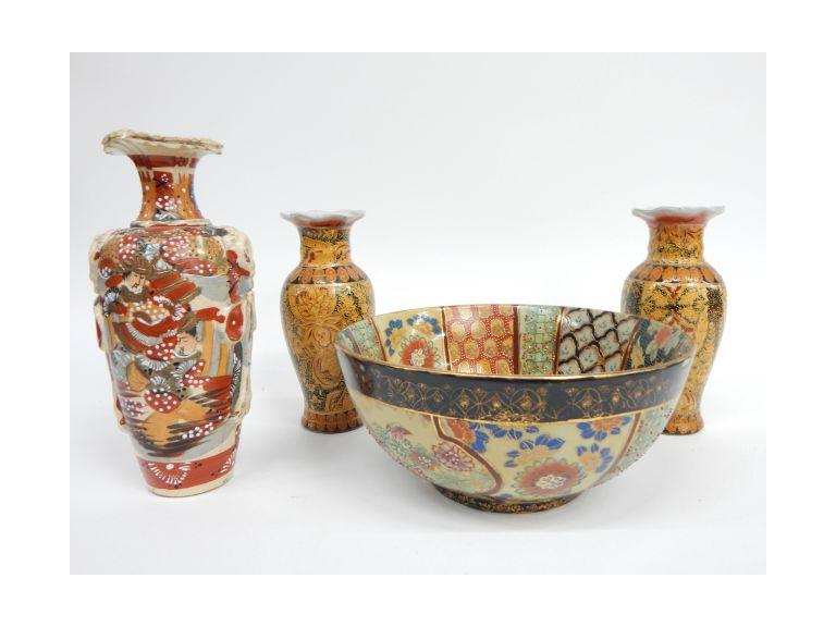 Decorative Oriental Pieces