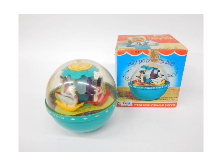 Roly Poly Toy Ball