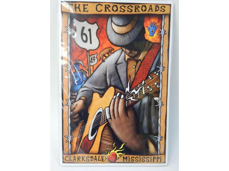 Blues Museum Poster
