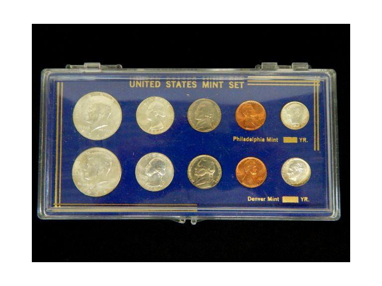 1964 Mint Coin Set
