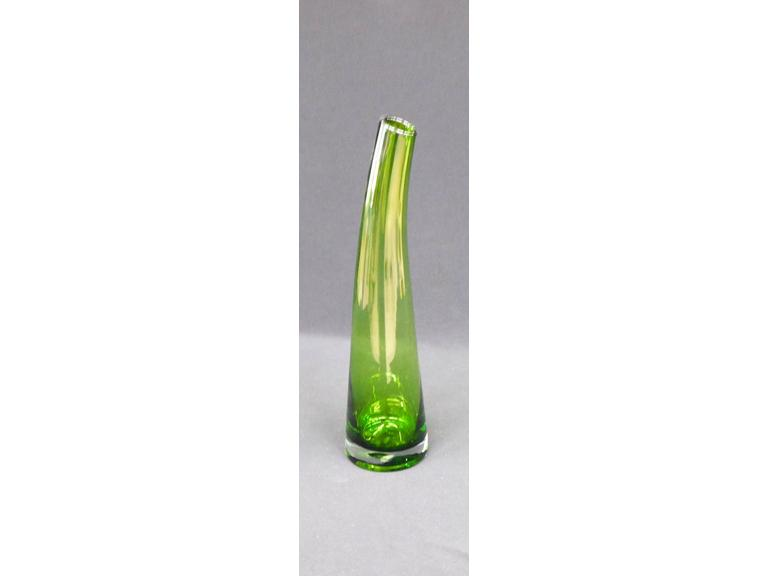 Blown Glass Art Vase