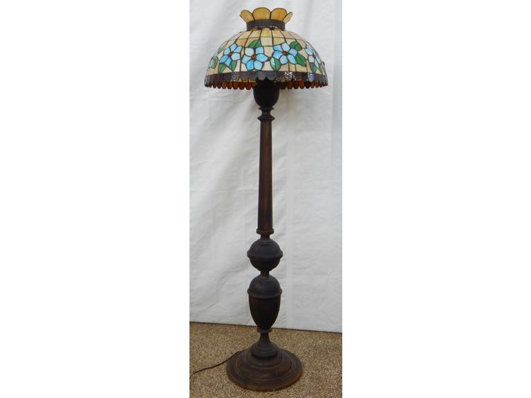 Antique Parlor Floor lamp