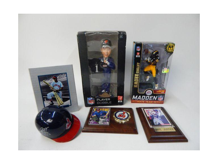 Sports Collectibles lot