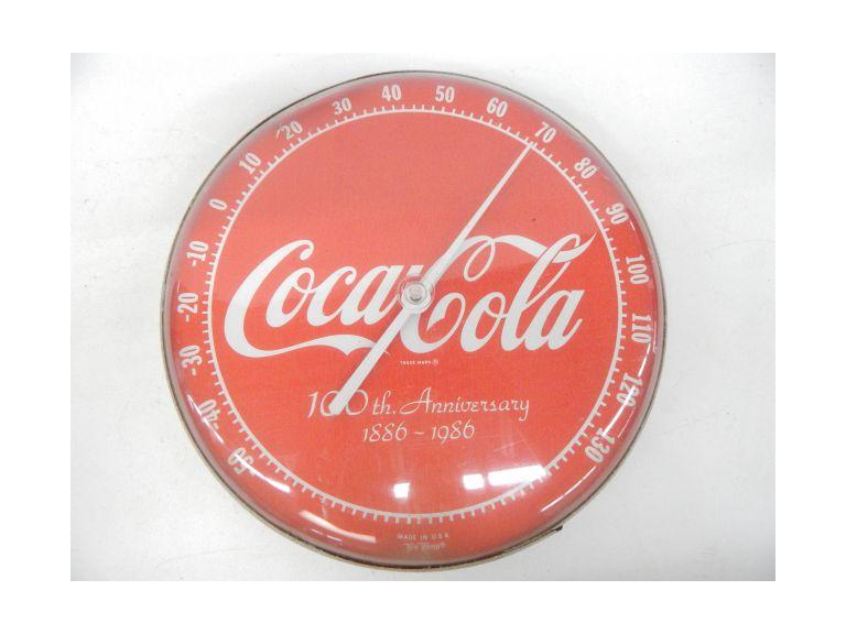 Coca Cola Outdoor Thermometer