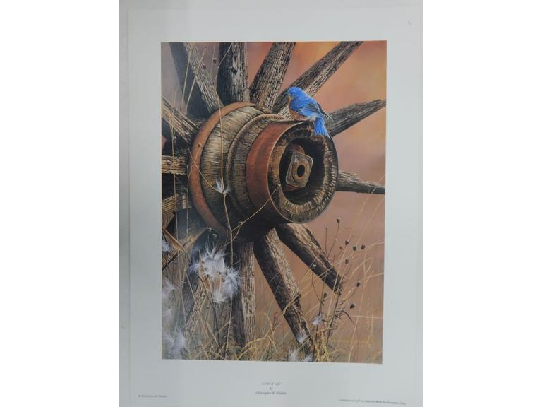 Walden Signed and Numbered Lithograph art prints