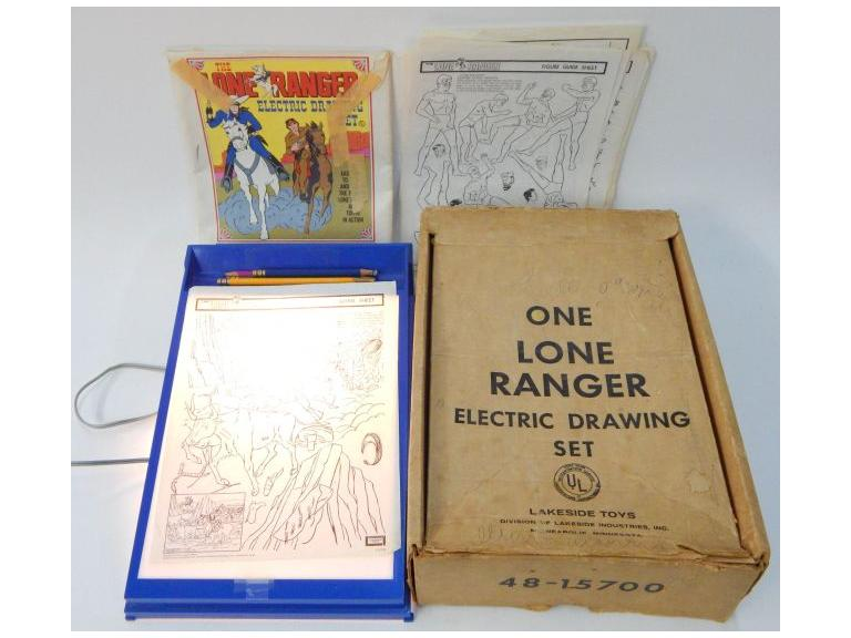 Long Ranger Drawing Set