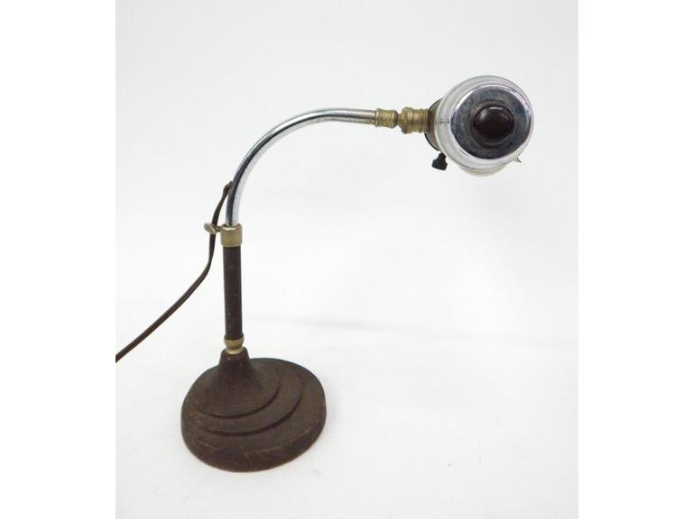 Vintage Desk/Piano Adjustable Lamp