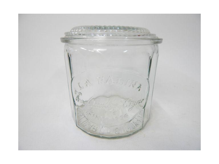 Vintage Glass Cigar Display Jar