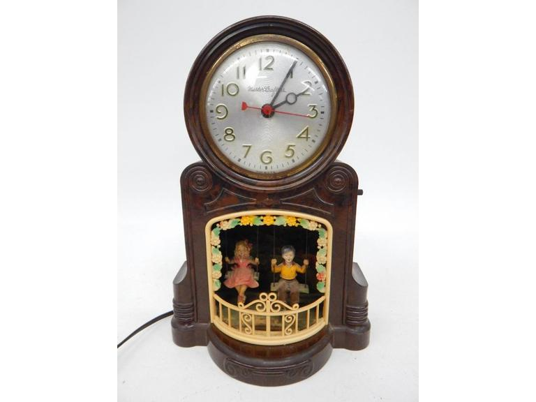Master Crafters Mantle Motion Clock