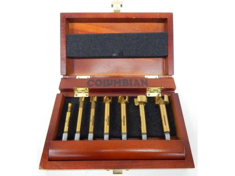 Columbian Router Bit Set
