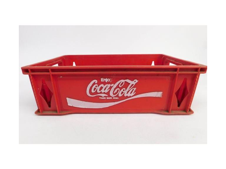 Coca Cola Delivery Crate
