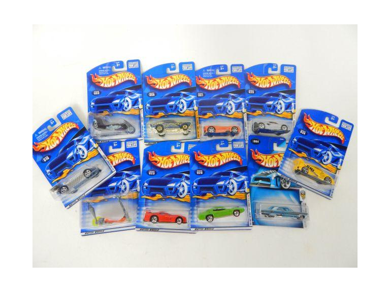 New Hot Wheels Die-Cast