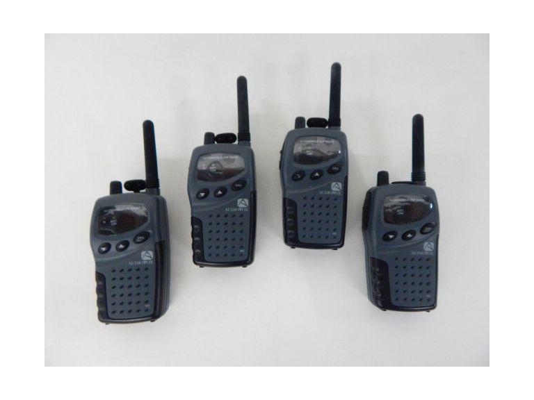 Audiovox Pocket Walkie Talkies