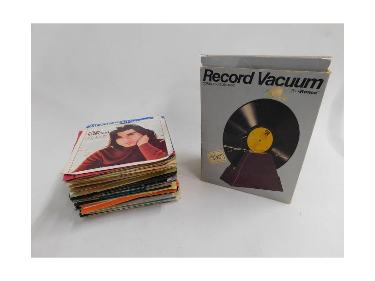 Records and Cleaner