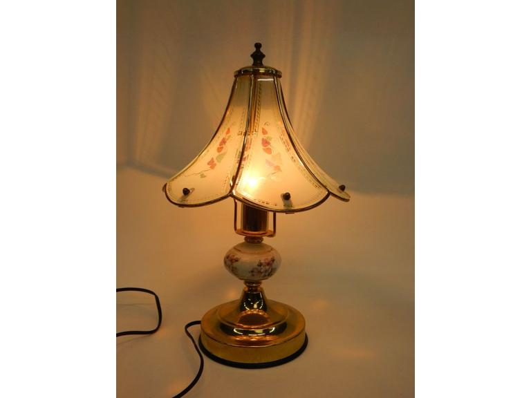 Decorative Touch Lamp
