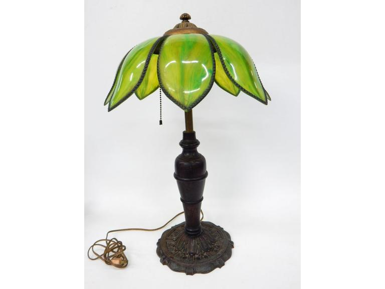 Floral Style Table Lamp
