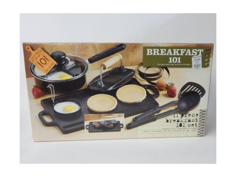 New Breakfast 101 Set