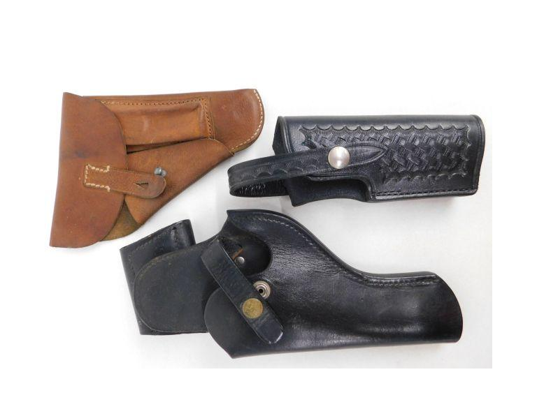 Leather Pistol Holsters