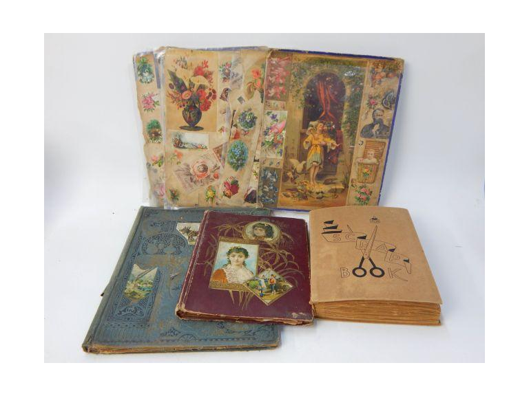 Antique & Vintage Scrapbooks