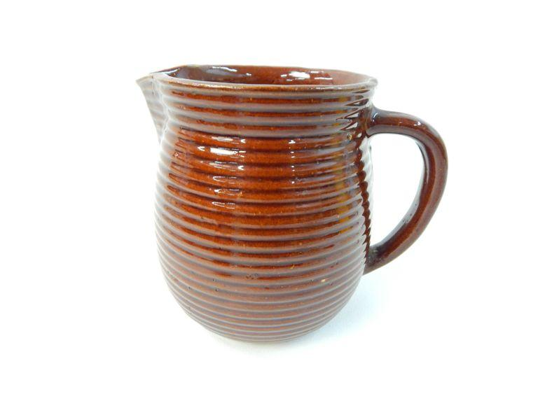 Monmouth Pottery Pitcher
