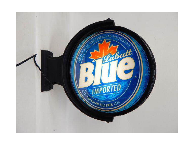 Labatt's Revolving Light-Up Beer Sign