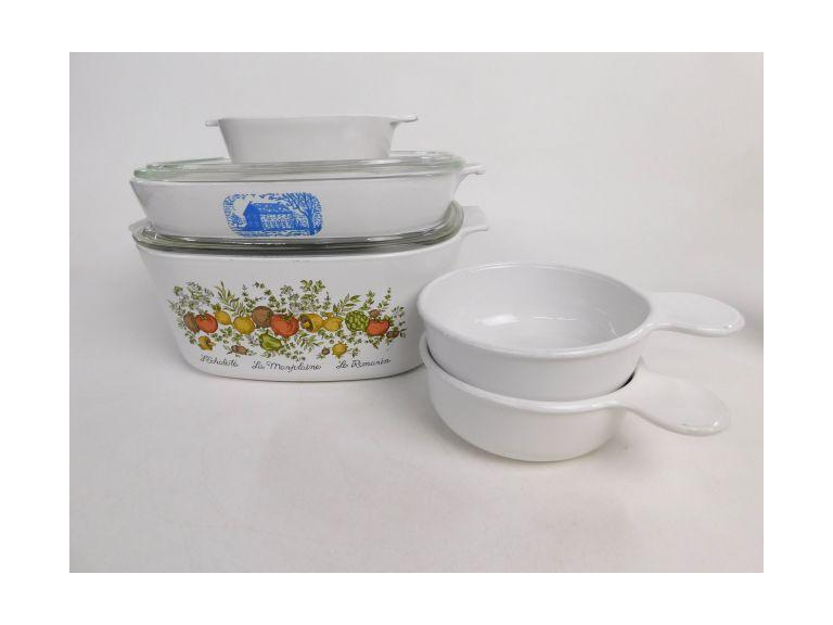 Corningware Lot