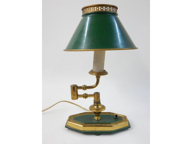 Ainsley Bankers Desk Lamp