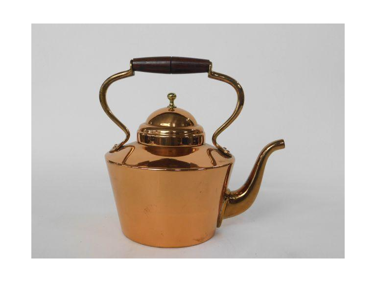 Copper Water Kettle