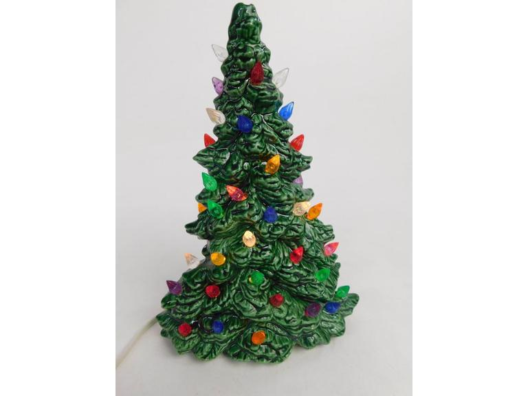 Unique Ceramic Xmas Tree