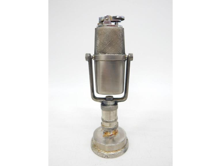 Microphone Table Lighter