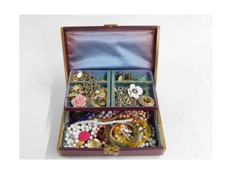 Jewelry Box Full of Jewelry
