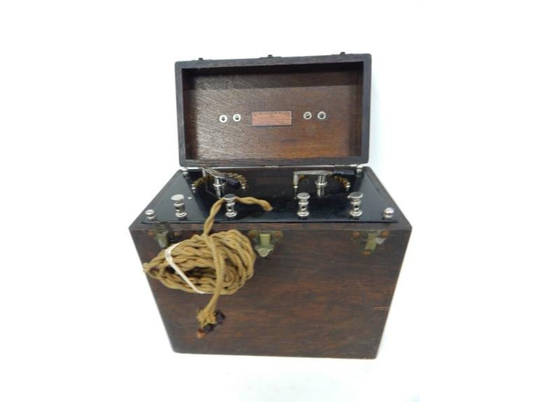 Medical Lamp regulator Box