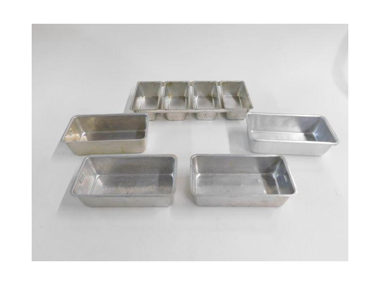 Aluminum Bread Trays