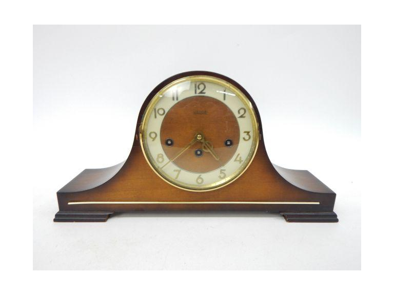 Key Wind Working mantle Clock