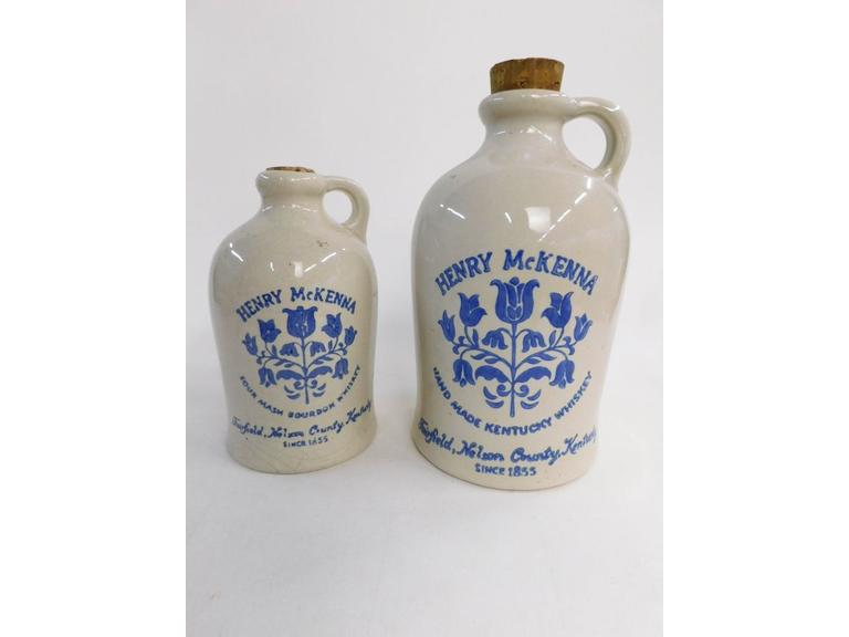 Good Ol' Kentucky Whiskey Jugs