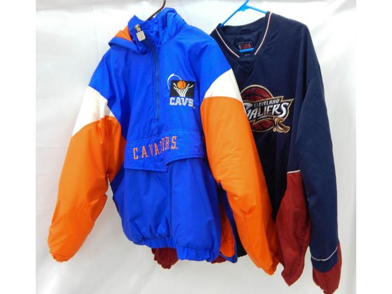 Cleveland Cavaliers Jackets